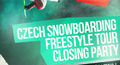Czech Snowboarding FreeStyle Tour Closing...