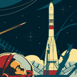 První kosmonaut