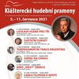 Klášterecké hudební prameny. 17. ročník letního hudebního festivalu a mezinárodních houslových kurzů