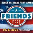 Friends Fest 2021 na Dostihovém závodišti Pardubice