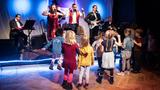 Taneční hodiny pro malé a ještě menší neboli TANČÍRNA - Divadlo Polárka