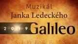 GALILEO - MUZIKÁL PLNÝ HVĚZD! - Divadlo Hybernia