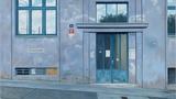 Ve městě. Ivana Lomová maluje Prahu