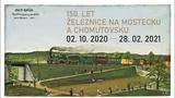 Výstava 150 let železnice na Mostecku a Chomutovsku