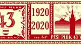 100 let 43. pěšího pluku v Brně