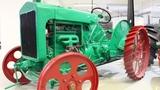 Jede traktor - Národní zemědělské muzeum