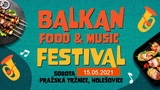 Balkan food & music festival