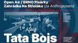 Tata Bojs na Mersey Gathering v Brně na Zahrádce Na Střeláku