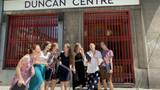 Promítání absolventských filmů Konzervatoře Duncan Centre