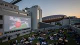 Letní kino Evergreen v DOXu