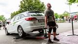 Olympia Strongman Brno 2021