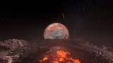 Zrození Země - Planetárium Praha