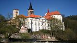 Sázavský klášter - s historikem v místě Kingdom Come: Deliverance