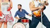 The Reverend Peyton's Big Damn Band v Lucerna Music Baru