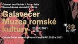 Přijďte s námi oslavit 30 let Muzea romské kultury aneb Galavečer