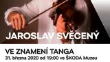 Jaroslav Svěcený: Ve znamení tanga