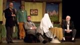 Vražda v salónním coupé - Žižkovské divadlo Járy Cimrmana
