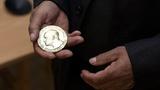 Medaile k letošnímu předávání Nobelovy ceny za mír je poprvé v historii ražena z certifikovaného zlata!