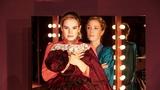 Hvězdné herečky Gillian Anderson a Lily James soupeří na jevišti v oscarovém příběhu o svodech slávy