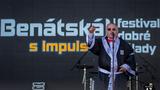 Europe, Chinaski, Richard Műller zněli z koncertních pódií 27. ročníku festivalu Benátská! s Impulsem