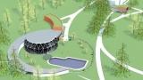 V Lázních Velké Losiny byla zahájena stavba unikátního termálního parku s celoročním provozem