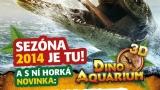 Nová sezóna v Dinoparku Praha začíná!