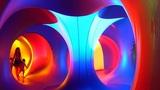 Magické luminarium přijíždí do Prahy! Hra světla a barev uvolňuje pozitivní energii
