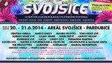 Festival Svojšice – Pardubice 2014 přináší video rozhovory s promotérem festivalu a dalšími vystupujícími!