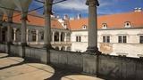 Rozhovor se spisovatelem a novinářem Petrem Volfem o jeho nové knize Litomyšl. Renesanční město moderní architektury