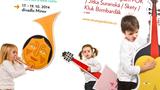 Struny dětem zaplní o víkendu Divadlo Minor. Na děti čekají koncerty a hudební, pohybové i výtvarné dílny