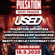 PULSATION DRUM & BASS BOAT AFTERPARTY