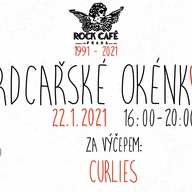 Srdcařské okénko s Curlies - Rock Café