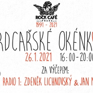 Srdcařské okénko s Radiem 1 - Rock Café