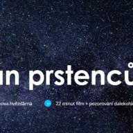 Pán prstenců - Štefánikova hvězdárna