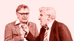 Tři muži na špatné adrese - Divadlo Bez zábradlí