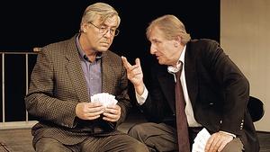 Tři muži na špatné adrese - hořká komedie v Divadle Bez zábradlí