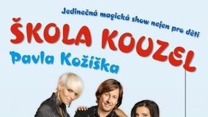 Škola kouzel Pavla Kožíška - Divadlo kouzel Pavla Kožíška