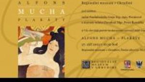 Alfons Mucha: Plakáty - Regionální muzeum v Chrudimi