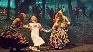 Kouzelný cirkus - Laterna magika