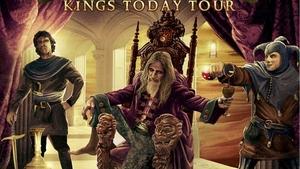 SERIOUS BLACK - Kings Today Tour