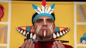 Indiáni ze šuplíku - Komorní divadlo Kalich