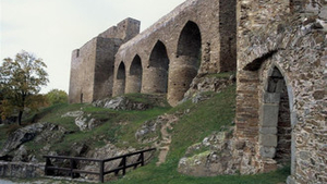 Zamykání hradu Velhartice