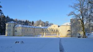 Silvestrovské prohlídky státního zámku Kynžvart