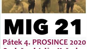 MIG 21 - Hyjé Tour 2020 - Hořovice