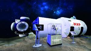Výstava Cosmos Discovery zůstává v Praze do konce října
