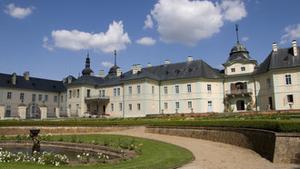 Koncert smyčcového kvarteta Variace- ukončení  koncertní sezony 2020 na zámku v Manětíně