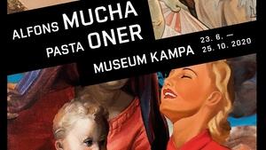 Alfons Mucha a Pasta Oner: Elusive fusion