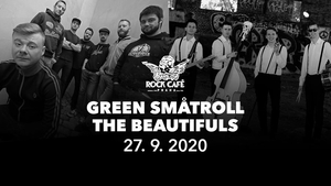 Green Småtroll & The Beautifuls | Rock Café