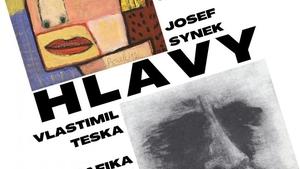 Výstava obrazů Josefa Synka a objektů a grafik Vlastimila Tesky