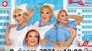 Travesti show míří do Rožmitálu s pořadem Nemocnice na pokraji zkázy